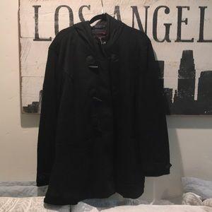 Yoki Jackets & Coats - Yoki Outerwear pea coat black, great condition